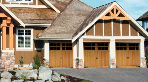 Residential Doors Conover and Eagle River Garage Doors WI